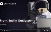 Front-End in Outsystems