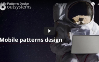 Mobile Patterns in OutSystems