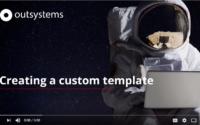 Creating a Custom Template