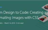Creating and Animating Images with CSS