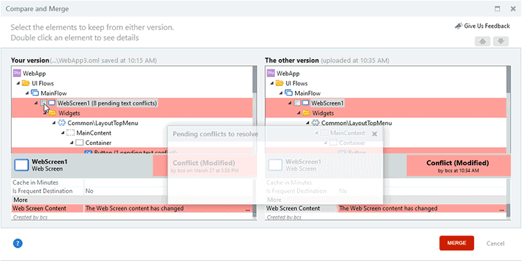 New OutSystems Service Studio release